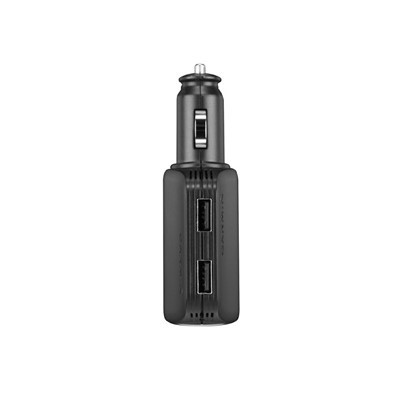 Garmin High Speed USB KFZ-Ladegerät m. 2x USB+Zig.Anz., 12V