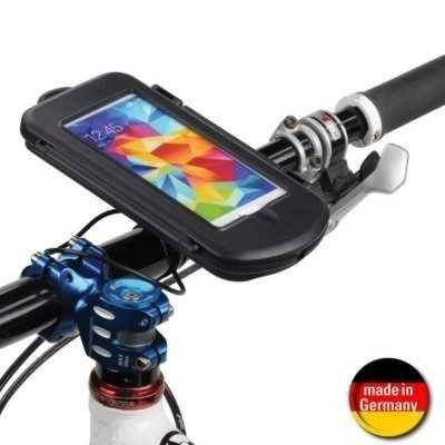 Fahrrad Motorrad Outdoor Case + Halter f. Samsung Galaxy S7