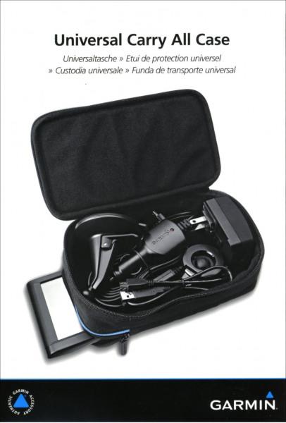 Garmin Tasche case f. Garmin nüvi 2455LT