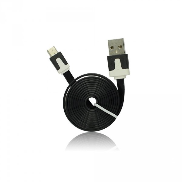 Datenkabel flach black f. Garmin Edge Explore 1000
