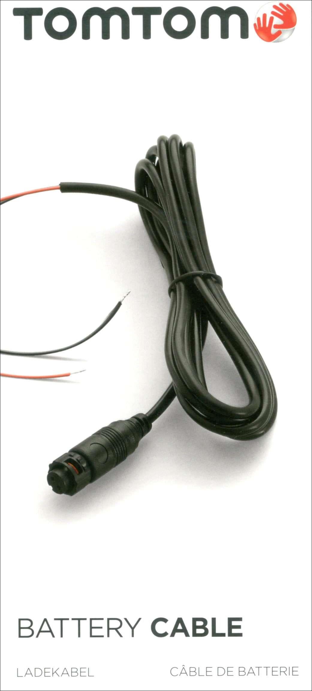 USB Datenkabel//KFZ//Netz//Ladegerät für TomTom Via 125 Europe Traffic Navigation