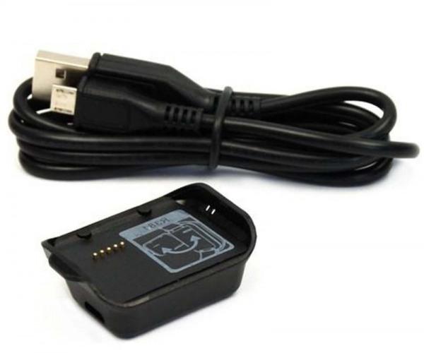 USB Ladestation  Adapter für Samsung Gear 2 Smartwatch SM-R380