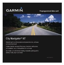 Garmin SD/microSD City Navigator NT Nord Amerika